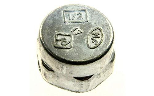 BOUCHON DE FERMETURE 1/2 GAZ CYLINDRIQUE POUR CUISINIERE SCHOLTES - C00004682