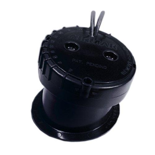 Raymarine Depth P79 Plastic in Hull Transducer - Black