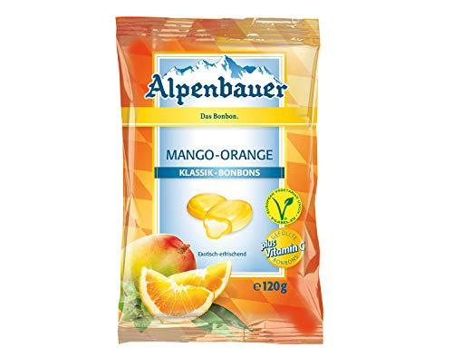 Alpenbauer Mango Orange Bonbons
