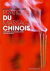 Pratique du massage chinois : Connaître ses propres points d'acupuncture de You-wa Chen chez Marabout dans la collection Poche Sant