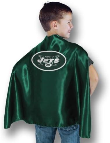NFL New York Jets Green Hero Cape