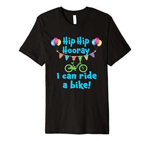 Best Boys Riding a Bike No more Training Wheels Premium T-Shirt