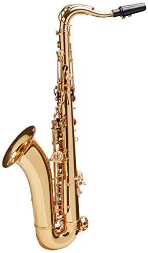 Roy Benson RB700662 - Saxofón tenor en Sib TS-202, latón