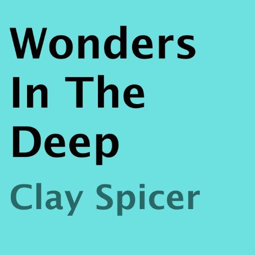 Wonders in the Deep audiobook cover art