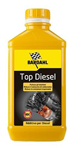 Additivo Auto Bardahl Top Diesel - 3x 1 lt
