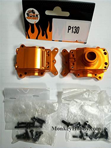 Vehicles-OCS DHK RC CAR Parts Front/Rear Diff Gear Box (Machined-Made) P130 for Optimus, Optimus XL, Maximus, Zombie 8e, 9381