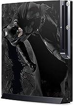 $29 » Skinit Decal Gaming Skin for Playstation 3 & PS3 Slim - Officially Licensed Warner Bros Batman in Black Design