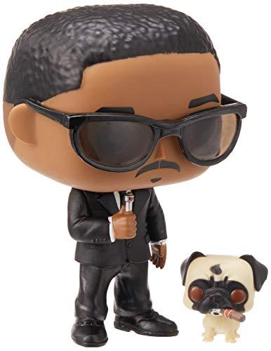 Funko- Pop & Buddy Vinilo Men In Black Agent J & Frank Figura Coleccio