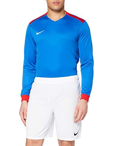 Nike PARK II KNIT SHORT NB, Pantaloncini Uomo, Bianco/Nero, XL