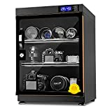 Cámara automática Deshumidificación Gabinete seco Control inteligente de humedad ahorro de energía silencioso para lente de cámara y almacenamiento de equipos electrónicos