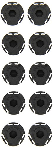 KS tools ölablassschraube innen6kant, 10 mm, m24 x 1,5 x 12 mm-lot de 10–430.1231