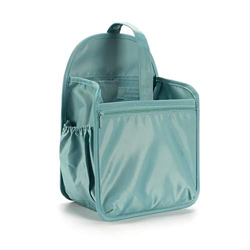 donfhfey827 Großes Fassungsvermögen, wasserdicht, tragbar, mittlere Tasche, Reiserucksack, Aufbewahrungstasche, blau, Größe S