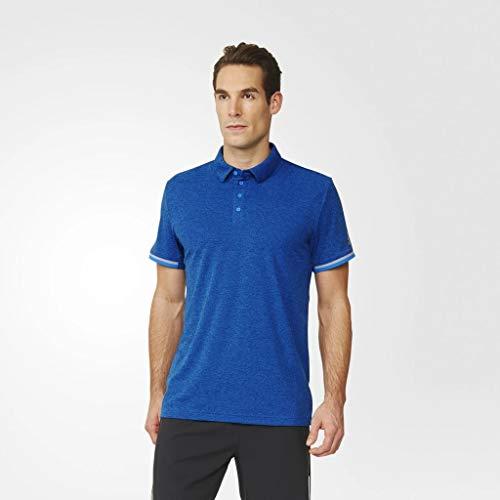 Adidas Performance Climachill Polo pour homme Bleu vif Taille M