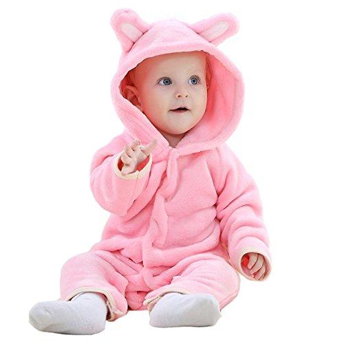 MICHLEY Bebés Ropa Oso Pelele Niños Niñas Otoño