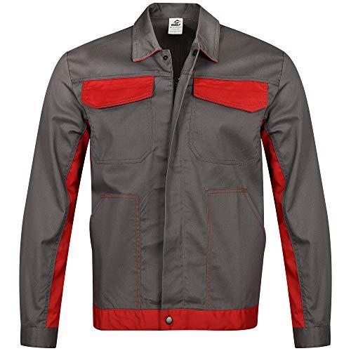 BWOLF ARES 100% cotone, giacca da lavoro da uomo grigio. M