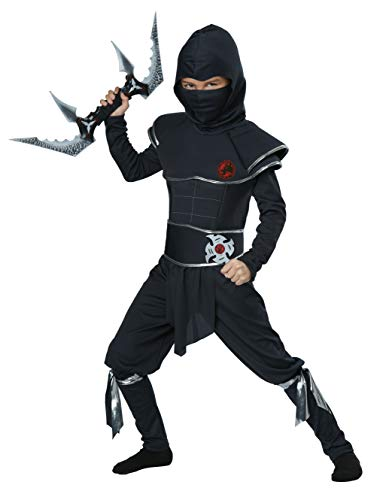 California Costumes Boys Ninja Warrior Child Costume