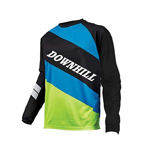 UGLYFROG Bike Wear Downhill Jersey MTB Triatlon Hombre Motos Ciclismo Maillots Ropa Atletico de Niño Equipacion Ciclista V-Cuello o Cuello Redondo XHDJ04