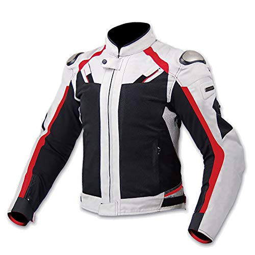 Chaqueta de Moto Motocicleta Armadura Cordura CertificacióN