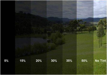 A1 600x50cm 30% D.B Scheiben Folie Fensterfolie Sichtschutzfolie Scheibentönung Scheibenfolie Sonnenschutzfolie