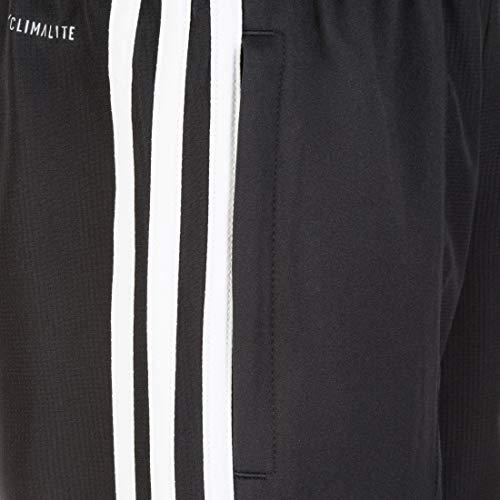 adidas Kid's TIRO19 WOV SHOY Sport Shorts, Black/White, 11-12 Years (L)