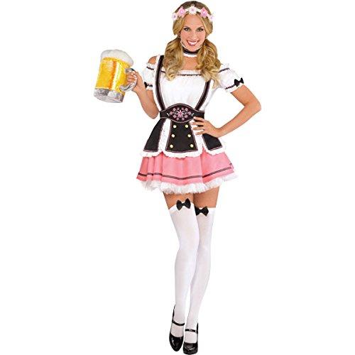 Christys London Disfraz de Alemana Oktoberfest para mujeres en varias tallas