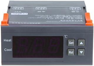 KKmoon - Controlador de temperatura digital con función de