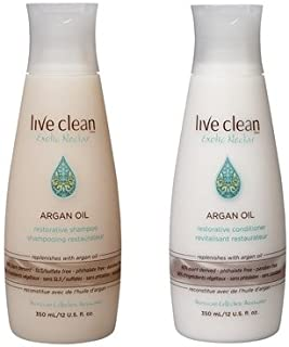 live clean exotic nectar shampoo