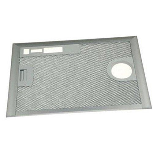 Metallfilter 2 Fettentferner (einzeln) für Dunstabzugshaube Bosch, Constacta,