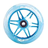 Fuzion Ace Stunt-Scooter Rolle 120mm Hell Blau Türkis Teal/Teal...