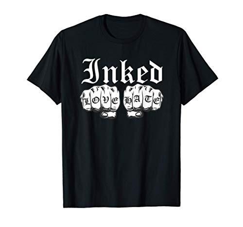 Tattoo Tattomaschine Tattoofarbe Tattoo Geschenk Tattoo T-Shirt