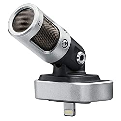 External Microphones For mobile video recording