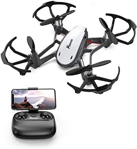 Le drone avec caméra