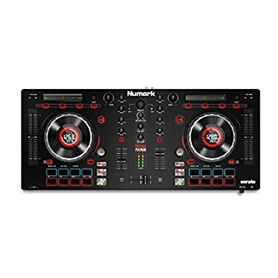 Numark Mixtrack Platinum 4-Channel Serato DJ Controller