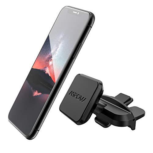 Mpow Porta Auto Telefono Supporto Magnetico Auto CD Slot, Uso Facile con Testa Magnetica Ruotabile 360 °, per iPhone 11 11 PRO Max XS X XR 8, Galaxy, LG, Huawei, Nexus ECC.