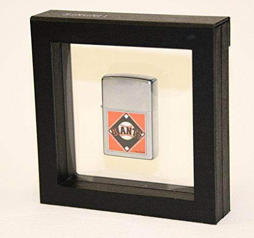 sfDisplay.com,LLC. 1 Single Zippo Lighter Display Case Box Frame Holder Stand Shadowbox