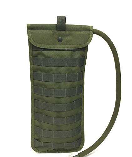 TAC Force S86099OD Neoprene Tube Cover WebTac Modular Hydration Pack, Olive Drab