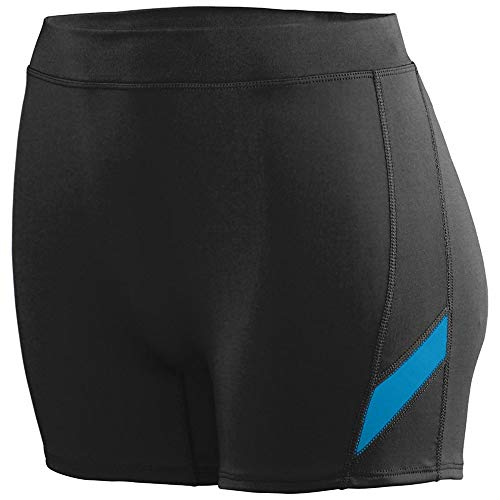 Augusta Sports Girls/Ladies 2-Color Compression Poly/Spandex...