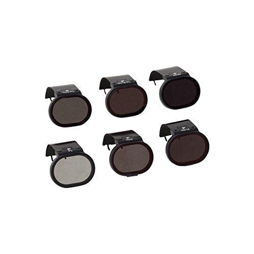 PolarPro Standard Series 6-Pack (ND4, ND8, ND16, ND4 PL, ND8 PL, ND16 PL) for DJI Spark
