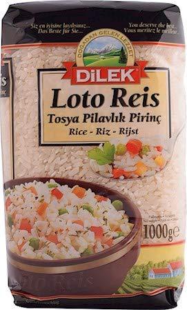Reis Loto Tosya Pilavlik Pirinc 4er Pack (4 x 1 kg)