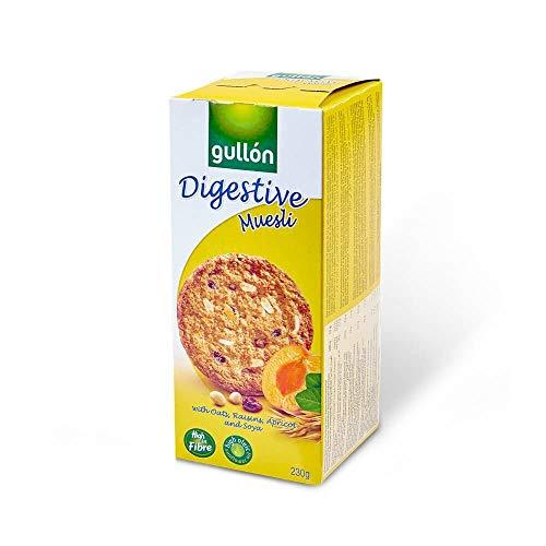 Gullon Digestive Muesli Cookie Biscuits - 12.88 oz