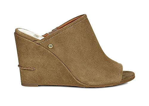 UGG Lively Damen Pumps Grün High-Heels Stilettos Absatz-Schuhe, Größe:EUR 36 (UK 3)