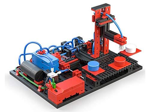 fischertechnik STEM Pneumatics, Nero (559878)