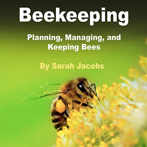 Beekeeping cover art