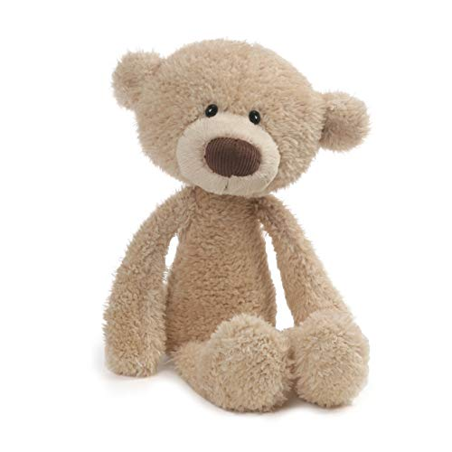 GUND Toothpick Teddy Bear Stuffed Animal Soft Plush, Beige, 22'