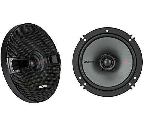 Kicker 44KSC6504 6.5' KS Series Coaxial Speaker Set