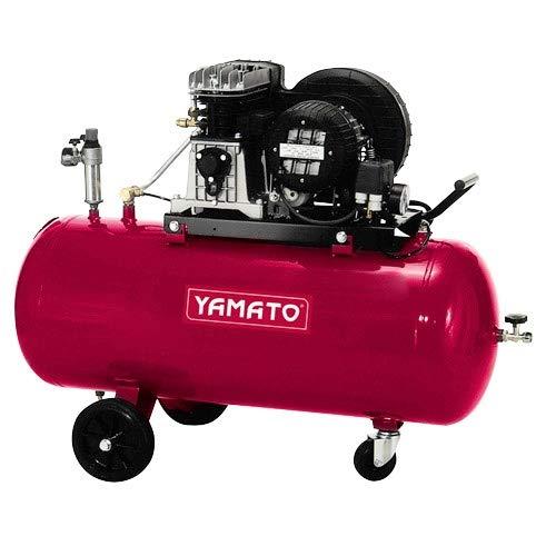 YAMATO 17020065 Compresor Profesional 100 litros Hp3,0