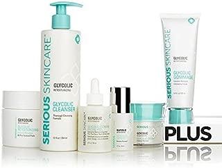 Serious Skincare Glycolic Retexture & Reveal Kit - 6pcs New