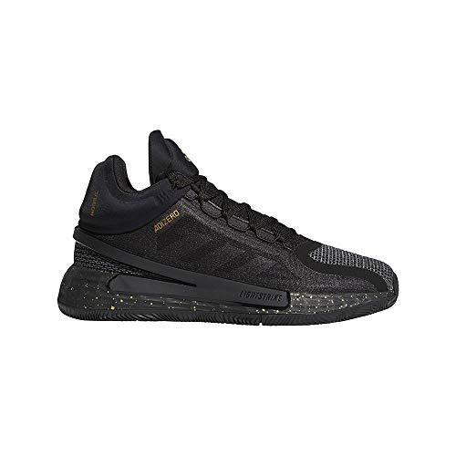 adidas D Rose 11, Zapatillas de Baloncesto Unisex Adulto, NEGBÁS/Dormet/GRISEI, 39 1/3 EU