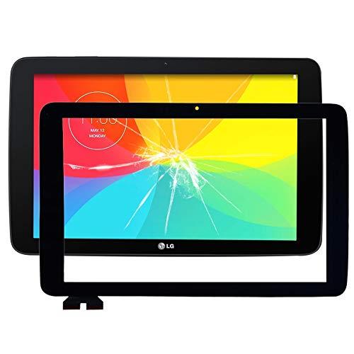 WANTONG Repuestos repuestos Panel táctil for LG G Pad LG-V700 VK700 V700 (Negro) Piezas de Repuesto (Color : Black)