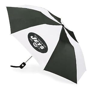NFL New York Jets Auto Folding Umbrella